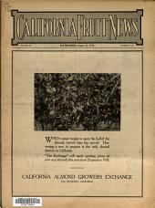 California Fruit News: Volume 58, Issue 1573