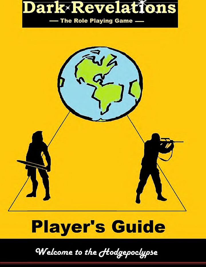 Dark Revelation - The Role Playing Game - Player's Guide