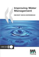 Improving Water Management Recent OECD Experience PDF