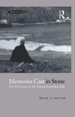 Memories Cast in Stone