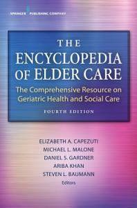 The Encyclopedia of Elder Care PDF