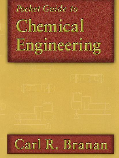 Pocket Guide to Chemical Engineering PDF