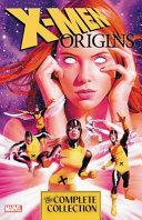 X Men Origins  The Complete Collection PDF
