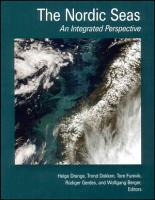 The Nordic Seas PDF
