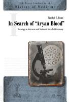 In Search of  Aryan Blood  PDF