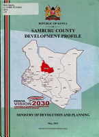 Samburu County PDF