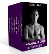 The Boy Next Door - Full Collection: A Boxset of BBW Taboo First Time Erotica