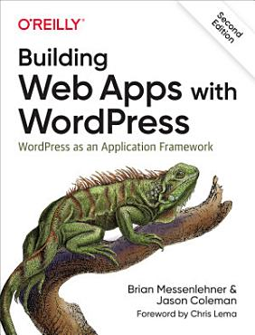 Building Web Apps with WordPress PDF