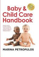 Baby Child Care Handbook Book PDF
