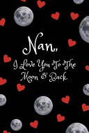 Nan I Love You To The Moon And Back Book PDF