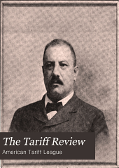 The Tariff Review ...: Volume 28