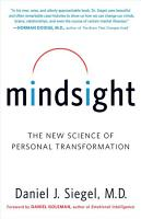 Mindsight PDF