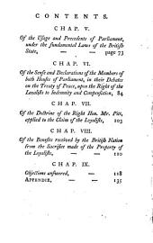 The Claim of the American Loyalists: Reviewed and Maintained Upon Incontrovertible Principles of Law and Justice