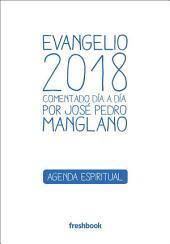EVANGELIO 2018: Comentado día a día por José Pedro Manglano