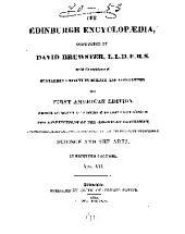 The Edinburgh Encyclopaedia: Volume 7