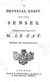 A Physical Essay on the Senses