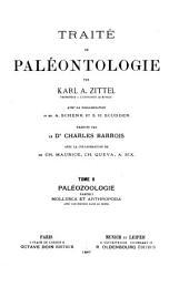 Traité de paléontologie: Partie1,Volume2