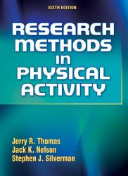 Research Methods In Physical Activity Book PDF