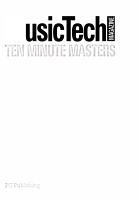 MusicTech Magazine PDF
