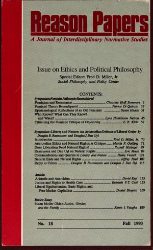 Reason Papers PDF
