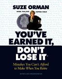 You Ve Earned It Don T Lose It Book PDF
