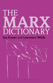 The Marx Dictionary