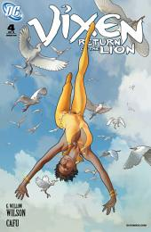 Vixen: Return of the Lion (2008-) #4