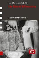 The Films of Bill Morrison PDF