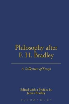 Philosophy After F H  Bradley