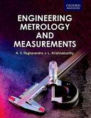 Engineering Metrology and Measurements PDF