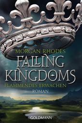 Flammendes Erwachen: Falling Kingdoms 1 - Roman