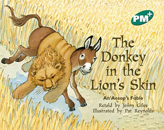The Donkey in the Lion s Skin PDF