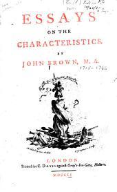 Essays on the Characteristics