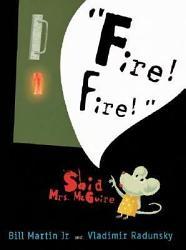 Fire Fire Said Mrs Mcguire Book PDF