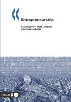 Local Economic and Employment Development  LEED  Entrepreneurship A Catalyst for Urban Regeneration PDF