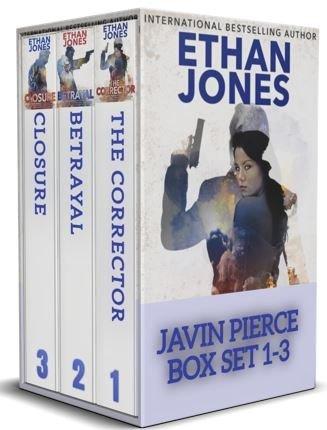 Javin Pierce Spy Thriller Series Box Set Books 1 3