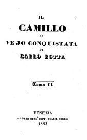 Il Camillo o Vejo Conquistata