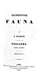 Skandinavisk Fauna: Volume 2, Issue 2