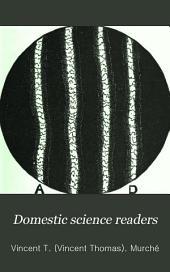 Domestic science readers: Volume 3