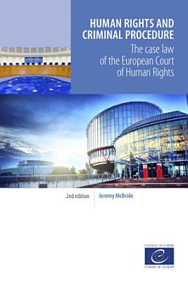 Human rights and criminal procedure