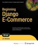 Beginning Django E-Commerce