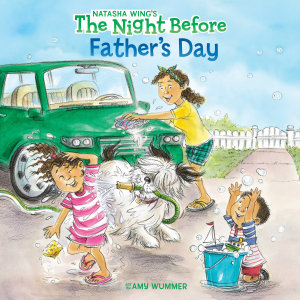 The Night Before Father s Day Book