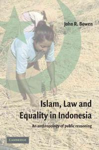 Islam  Law  and Equality in Indonesia PDF