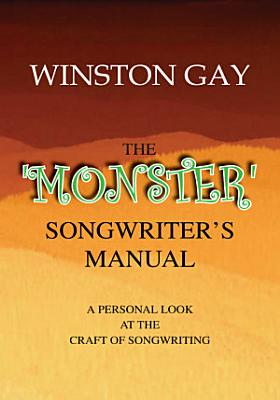 The    Monster  Songwriter s Manual PDF