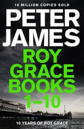 Roy Grace Ebook Bundle:: Books 1-10