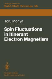 Spin Fluctuations in Itinerant Electron Magnetism