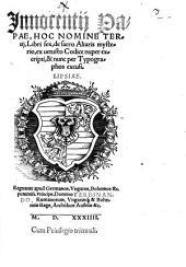 Libri sex, de sacro Altaris mysterio