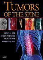 Tumors of the Spine E Book PDF