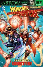 Worlds' Finest (2012-) #9