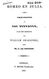 Romeo en Julia: treurspel in vijf bedrijven